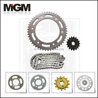 Motorcycle chain &sprocket manufacture,motorcycle rear sprockets