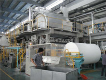 Hand towel paper making machine