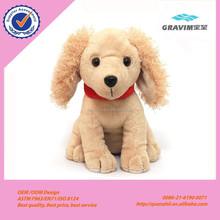 HOT Christmas gift New 2014 cute animals plush dog toys , cute dog plush toys dolls