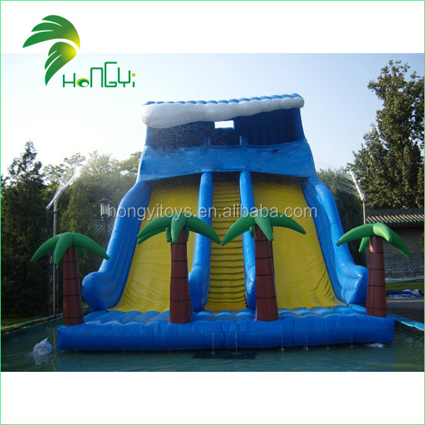 Practical & Durable OEM Commercial Grade Inflatable Water Slides
