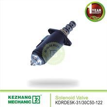 YN35V00048F1 KDRDE5K-31/30C50-122 Excavator electronic solenoid valve for SK200-8/SK200-6E hydraulic pilot valves KZ brand
