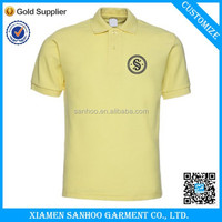 OEM Service Custom Your Logo Embroided T-Shirt Polo In Wholesale Price