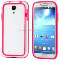 TPU Rubber Gel Soft Slim Bumper Cover Case For Samsung Galaxy S4