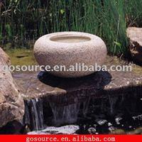 garden stone water bowls
