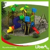 Liben High Quality Commercial Children Outdoor Play Structure with GS Certificate LE.X9.412.102.01