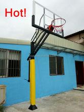 Height Adjustable Basketball backboards and hoop