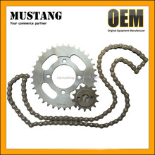 Wholesale 106 Links chain for BAJAJ Three Wheelers motorcycle cheap sale