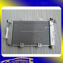 motorcycle radiator A010-180100 of motorcycle parts china for cfmoto 650tr