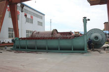 Ore washing plant,Spiral screw classifier for placer gold mine separation