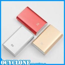 ORIGINAL XIAOMI 5V 2.1A 10000mAh Power Bank for Smartphone Tablet Silver Quality