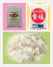 china la fábrica de sal sal de crudo