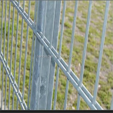 China factory security double wire fence