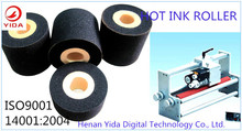 Black printing solid dry ink roll to print production date/ batch number