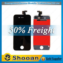 foxconn technology for iphone4 lcd digital display,for iphone 4 lcd screen touch digitizer assembly
