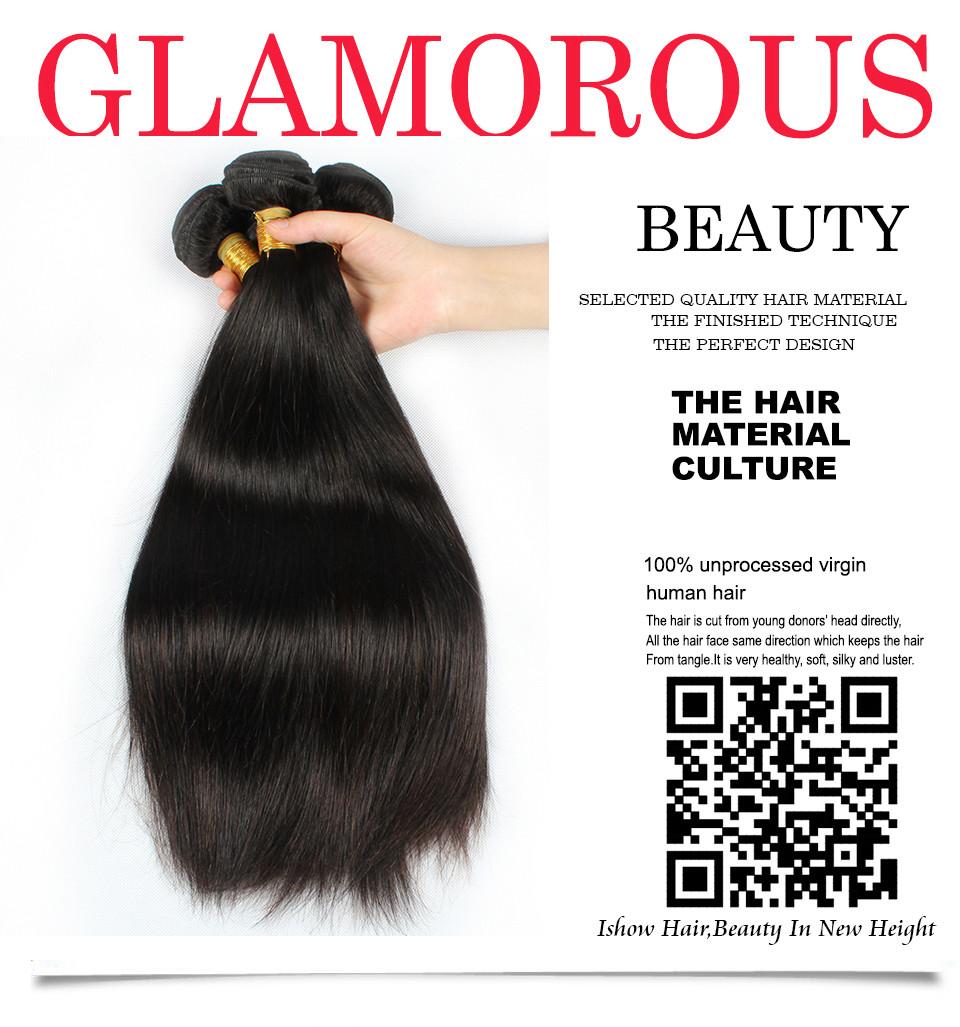 Wholesale Indian Hair Weaveraw Unprocessed Virgin Indian Hair16