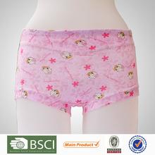 New Design Breathable Female Ladies Undergarments / Cotton Ladies Undergarments