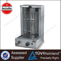Home Appliances CE Approved Stainless Steel Frozen Halal kebab
