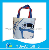 child shopping packaging small non woven gift bag
