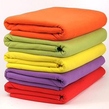 280GSM 100% polyester brushed polar fleece blankets