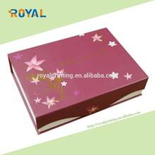 Profissional OEM / ODM fabricante caixa de presente embalagem caixa de presente de luxo