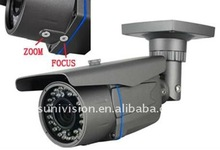 2012 new-style Sony 480TVL high focus CCTV camera with 50m night vision