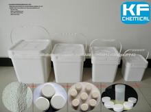 hipoclorito de calcio 60% -70%, proceso de sodio