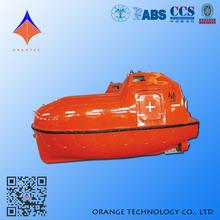 Hot Selling Custom Design Free Fall Fast Used Lifeboat