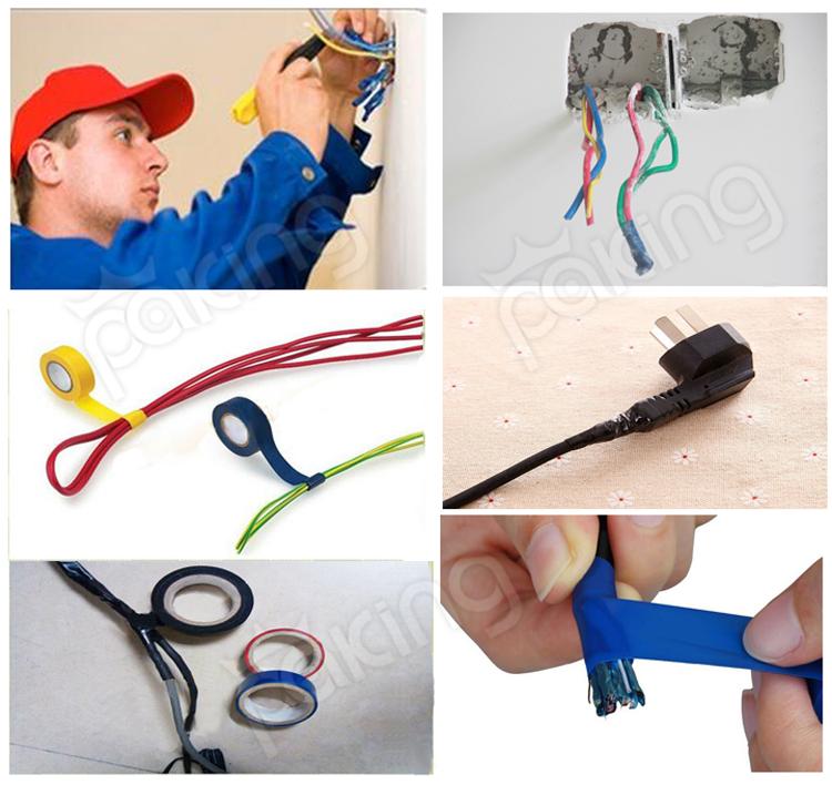 PVC Tape Application