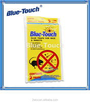 Blue-Touch fly glue trap kill pest hot melt glue paper trap for pest control products