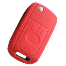 Volkswagen blank remote control silicone car key case
