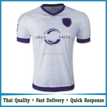 2015 - 2016 NEW cheap wholesale orlando city jersey