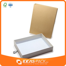 China Supply Wholesale Brown Folding Clothes Storage Box