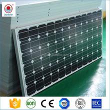 best price per watt monocrystalline silicon material solar panels