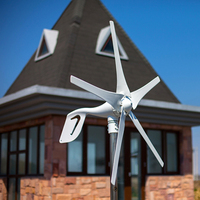 New Design Small Wind Generator For Marine Ship Or Home Use