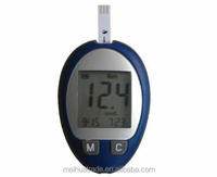 Quick & accurate check blood glucometer with strip