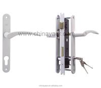 PVC and UPVC Door Lock ,Front Door Handle and Lock Set