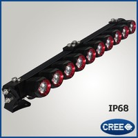 Wholesale products auto parts for toyota LED atv light bar waterproof, cheap boat motors 12v waterproof LED light bar