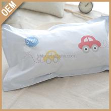 Wholesale 100% cotton Breathable Newborn Baby Infant Pillow