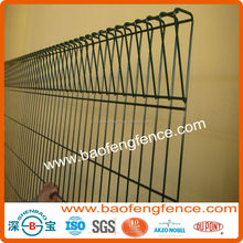 Galvanized Powder Coated Rolltop Steel Wire Swimming Pool Fence ( Factory Exporter)