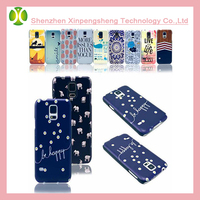 Protective hard plastic case for samsung galaxy s4 cover