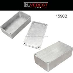 Customize Hammond 1590B Aluminum Pedal Box