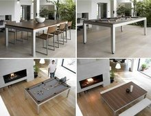 New Style 2 in 1 Dining Pool Table