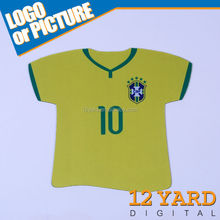 Customized unique Variouse National printed Brazil Mouse pad for promotional