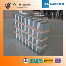 Customized ISO/TS 16949 Certificated Strong Neodymium Block Magnet