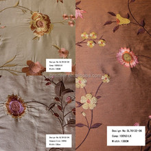 reliable qulity Embroidered Silk form hangzhou china