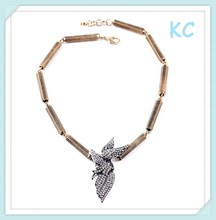 New Arrival fashion jewelry lucky bird necklace for Women