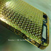 Full Diamond 24kt Gold Housing for iPhone 5s , Luxury Back Housing Cover for iPhone 5s