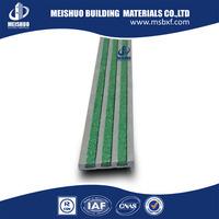 Cheap Carpet Stair Treads/Step Nosing/Aluminum Carpet Trim for Stair Edge Protection (MSSNC-4)