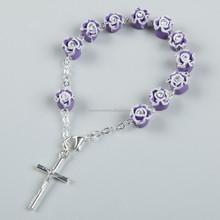 polymer bracelet religious gift