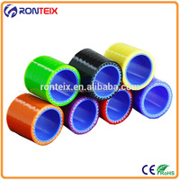 High Temperature Flexible Custom Radiator Silicone Rubber EPDM Water Hose / Tube / Pipe